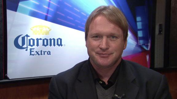 Video - Gruden's Monday Night Football Preview