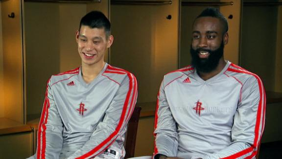 Video - Know Your Teammate: Lin & Harden