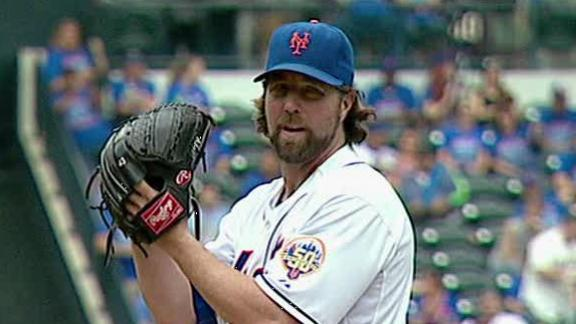 Video - Report: Dickey Extension Last Piece In Trade