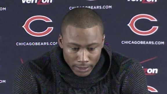 Video - Marshall Emotional After Bears' Loss