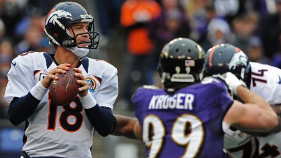 Rapid Reaction: Broncos 34, Ravens 17