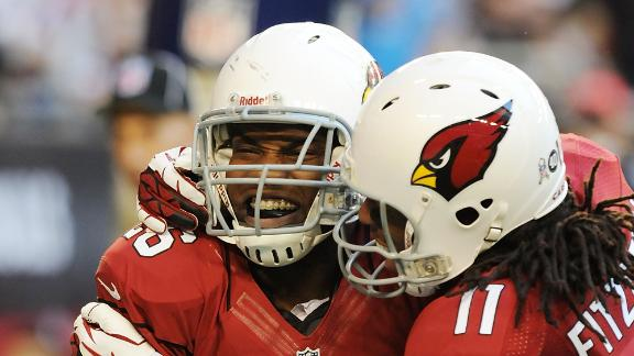 Cardinals blow out Lions, end nine-game losing streak
