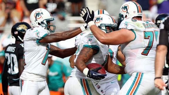 Wrap-up: Dolphins 24, Jaguars 3