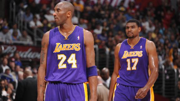 Video - Andrew Bynum: Kobe Stunted My Play