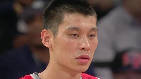 Video - Lin Wins In Return To MSG