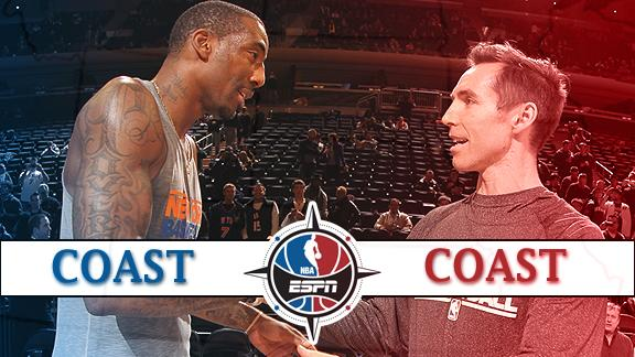 Amar'e willing to come off bench if needed