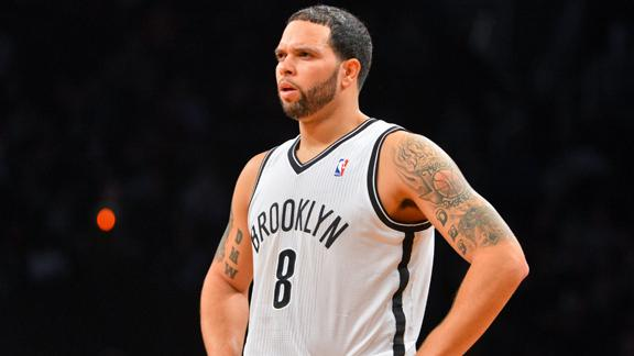 D-Will says he's not the same since joining Nets