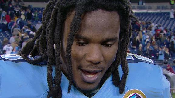 Video - Chris Johnson On Titans' Win