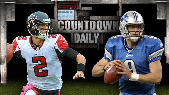 Video - Countdown Daily AccuScore:ATL-DET