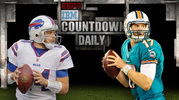 Video - Countdown Daily AccuScore: BUF-MIA