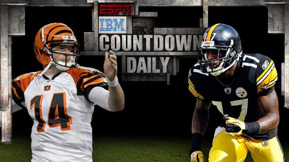 Video - Countdown Daily AccuScore: CIN-PIT