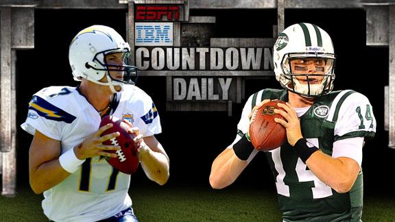 Video - Countdown Daily AccuScore: SD-NYJ