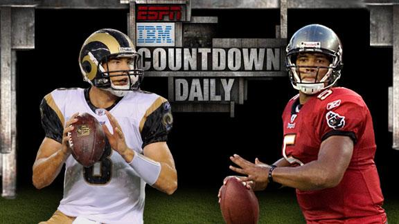 Video - Countdown Daily AccuScore: STL-TB