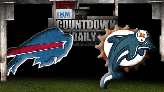 Video - Countdown Daily Prediction: Bills-Dolphins