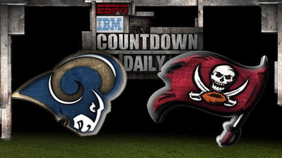 Video - Countdown Daily Prediction: Rams-Buccaneers