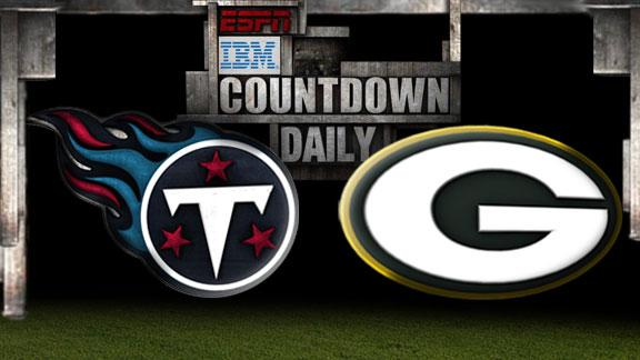 Video - Countdown Daily Prediction: Titans-Packers