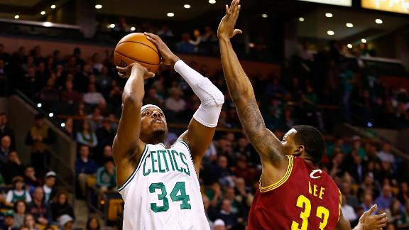 Pierce erupts for 40 as Celts halt 3-game skid