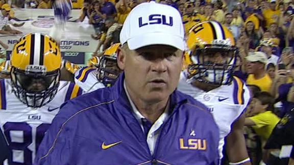 How About A Little LSU Highlight Reel?