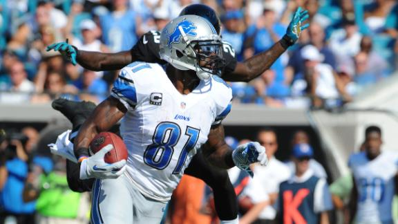 Video - Can Calvin Johnson Break Rice's Single-Season Receiving Record?