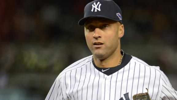 Video - Jeter Called Mother Of Slain Newtown Teacher