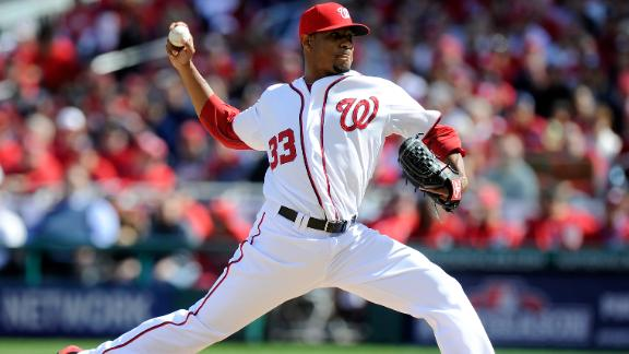 Video - Buster Blog: Cubs Closing In On Edwin Jackson