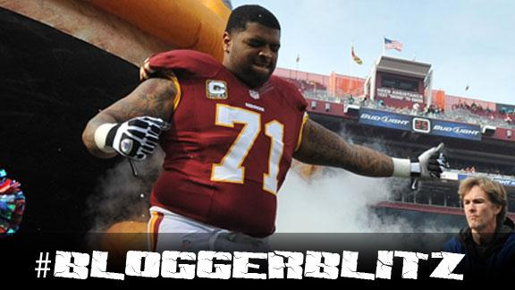 Video - Blogger Blitz: Trent Williams