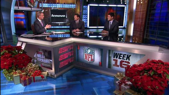 Video - NFL Kickoff OT: Key Games For Week 16