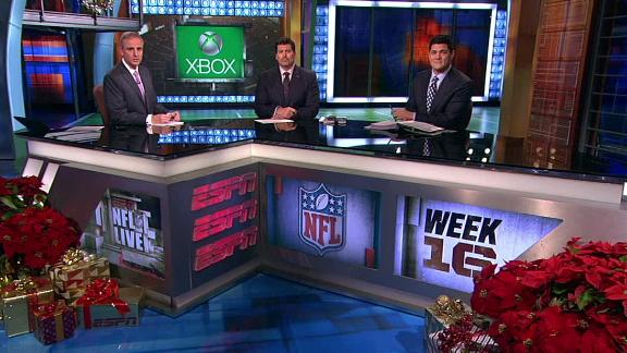Video - NFL Live OT: NFC East