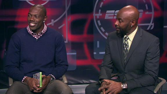 Video - T.O. And Rice Reunited