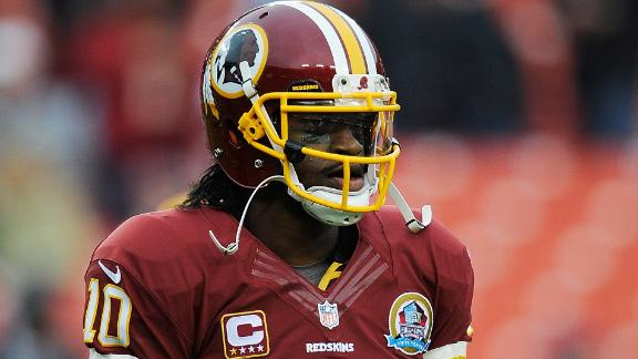 Video - Will RG III Lead Redskins To A Win Over The Eagles?