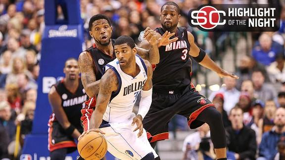 Video - Heat Roll Past Mavericks, 110-95