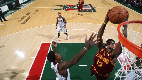 Video - Cavaliers Win Despite Ellis' 37 Points