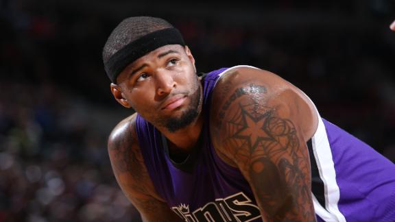 Kings suspend Cousins indefinitely for conduct