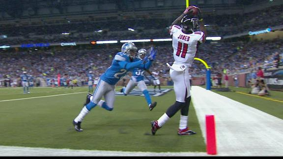 Video - Falcons Extend Lead Heading Into Halftime
