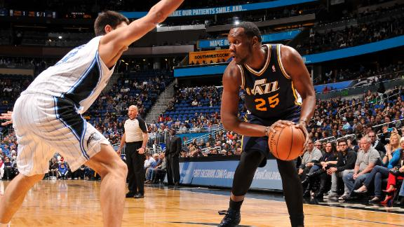 Jazz announce Williams will be out indefinitely