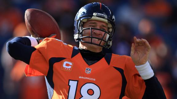 Peyton guides Broncos to 10th straight victory