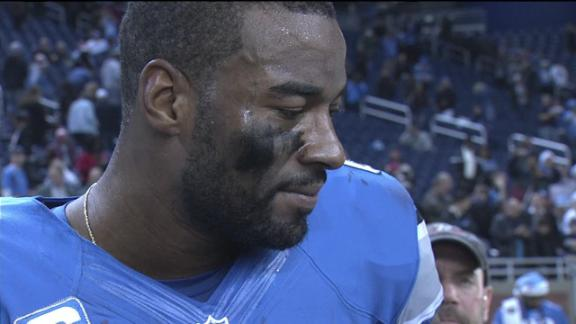 Video - Calvin Johnson Sets Receiving Mark