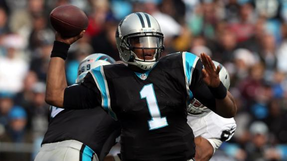 Panthers win third straight, beat Raiders 17-6