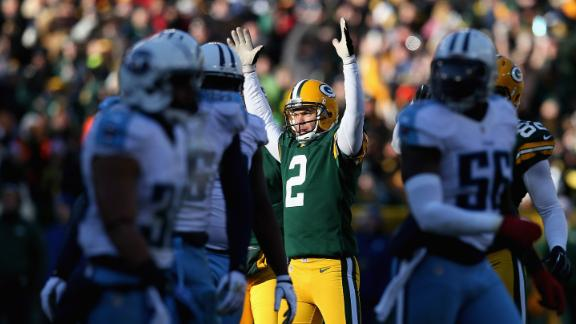 Video - Titans No Match For Packers