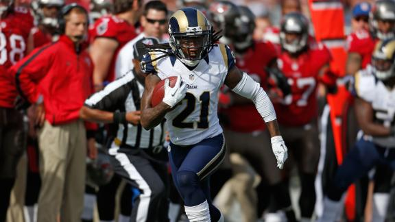 Video - Bradford, Rams Top Buccaneers