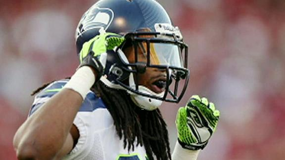 Top corners Sherman, Finnegan make news