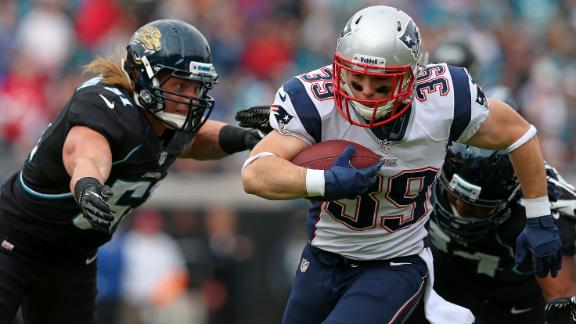 Video - Patriots Hold Off The Jaguars