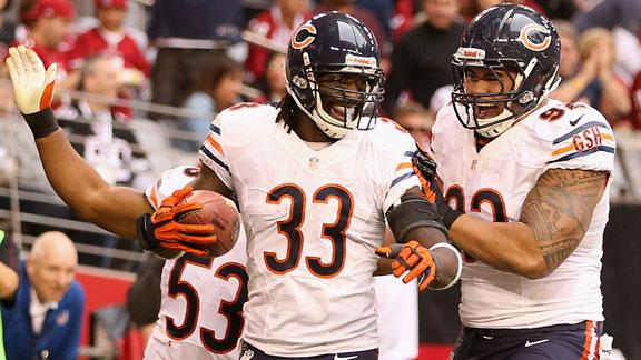 Video - Sunday Blitz: Bears-Cardinals Recap
