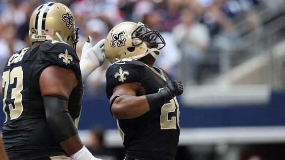 Video - Sunday Blitz: Saints-Cowboys Recap