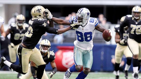 Video - Cowboys fall to Saints in overtime