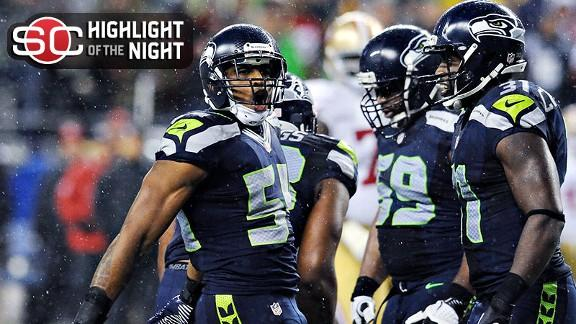 Video - Seahawks Blow Out 49ers To Clinch Playoff Spot