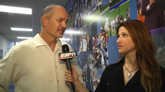 Video - Pagano Ready To Resume Coaching Duties