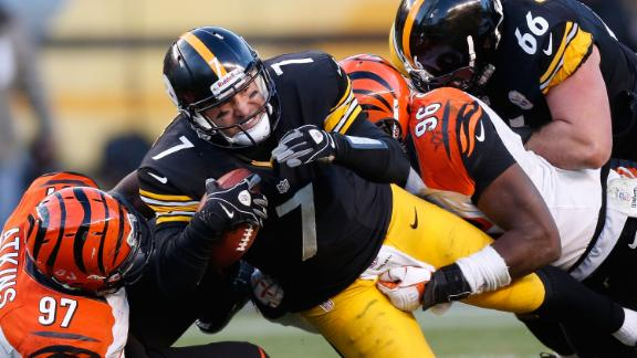 Video - Who Is To Blame For Steelers' Failure?