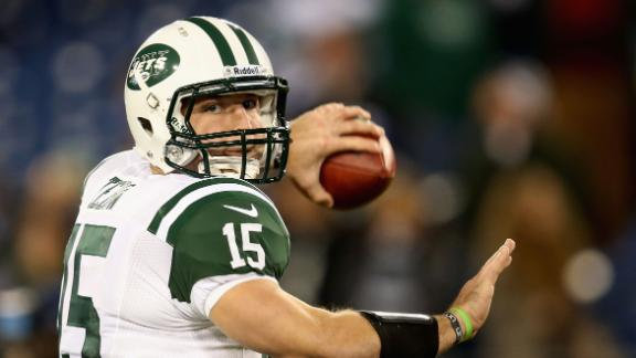 Ryan won't say if Tebow begged off Wildcat
