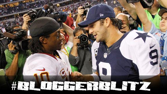 Video - Blogger Blitz: Cowboys at Redskins
